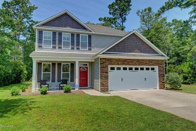 Hampstead Single Family Home For Sale: 363 Mae Drive