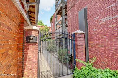 Wilmington Condo/Townhouse For Sale: 215 S Water Street #108