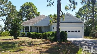 Wilmington Single Family Home For Sale: 608 Pilots Ridge Road