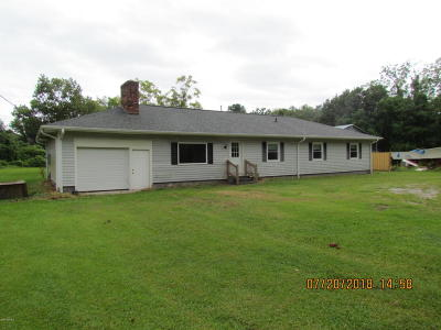 Marshallberg NC Single Family Home For Sale: $129,900