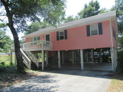 Emerald Isle Single Family Home For Sale: 409 Holly Street