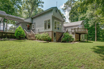Rocky Mount Single Family Home For Sale: 3308 Cornwallis Drive