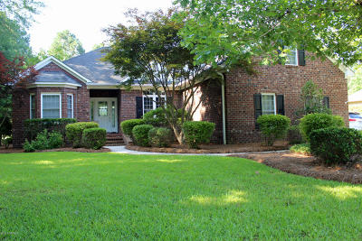New Bern Single Family Home For Sale: 103 Sursee Court
