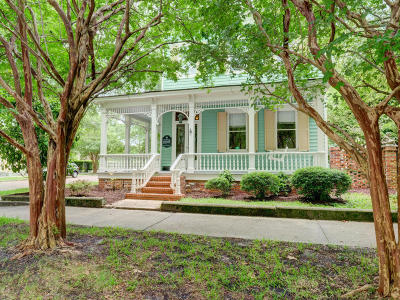 Wilmington Single Family Home For Sale: 620 Chestnut Street