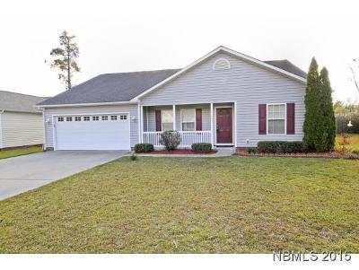 New Bern Rental For Rent: 203 Monterey Circle