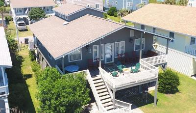 Ocean Isle Beach Single Family Home For Sale: 28 Wilmington Street