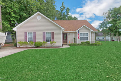 Jacksonville Single Family Home For Sale: 227 Summersill School Road