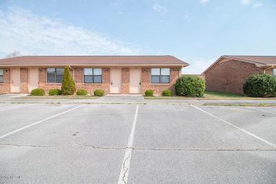 Jacksonville Rental For Rent: 1140 Kellum Loop Road #21