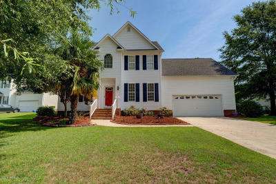 Wilmington Single Family Home For Sale: 634 Chowning Place