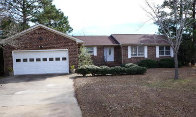New Bern NC Single Family Home For Sale: $259,500
