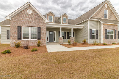 Swansboro Single Family Home For Sale: 503 Shipyard Court