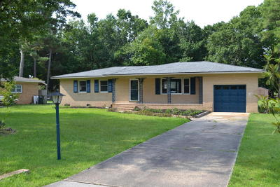 Wilmington NC Single Family Home For Sale: $264,900