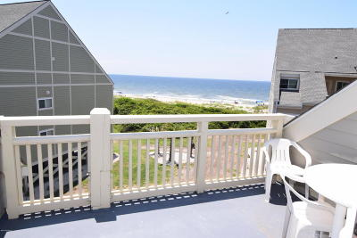 Oak Island Condo/Townhouse For Sale: 1000 Caswell Beach Road #809