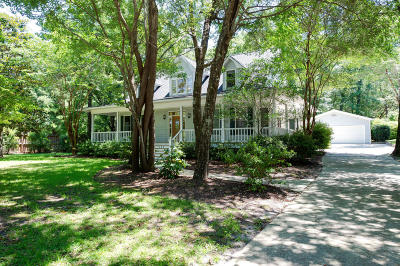 Wilmington Single Family Home For Sale: 1248 Landis Farm Road