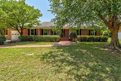 Wilmington Single Family Home For Sale: 4606 Dean Drive