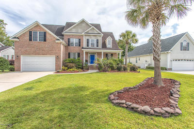 Wilmington Single Family Home For Sale: 5120 Mako Drive