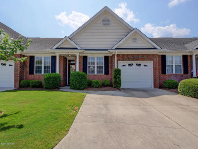 Wilmington NC Condo/Townhouse For Sale: $221,500