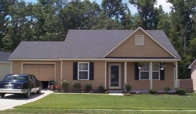 Jacksonville Rental For Rent: 610 S Hampton Drive