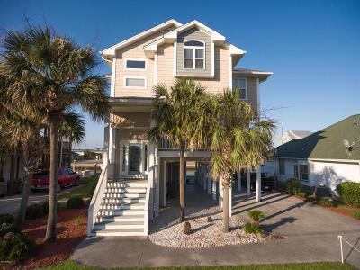 Atlantic Beach Single Family Home For Sale: 310 N Kinston Avenue