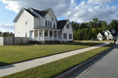Winterville Single Family Home For Sale: 4462 Southlea Drive