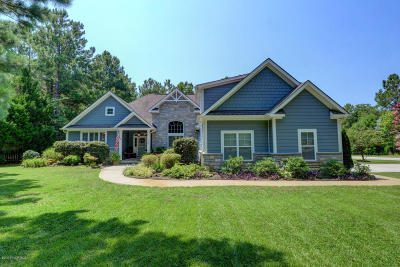 Hampstead Single Family Home For Sale: 1008 Grandview Drive
