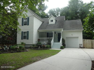 Wilmington NC Single Family Home For Sale: $219,900