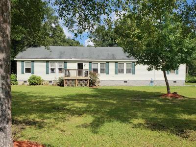 Leland Single Family Home For Sale: 7775 Morgan Creek Road SE