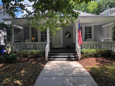 Beaufort Single Family Home For Sale: 715 Ann Street