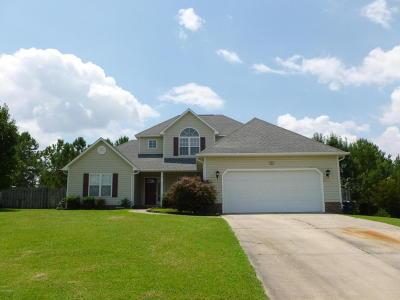 Jacksonville Rental For Rent: 817 Commons Drive N