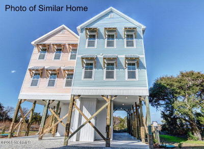 North Topsail Beach, Surf City, Topsail Beach Condo/Townhouse For Sale: 226 Coastal Drive #A