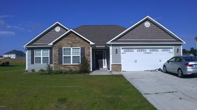 Richlands Single Family Home For Sale: 132 Prelude Drive