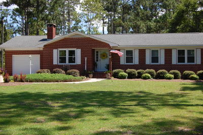 Newport Single Family Home For Sale: 265 Masontown Road