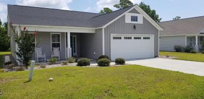 Southport NC Single Family Home For Sale: $195,000