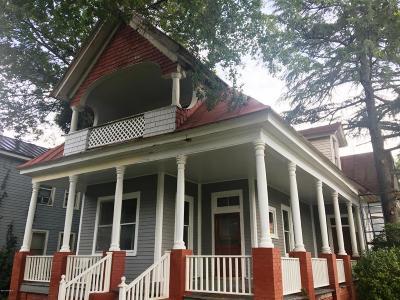 Single Family Home For Sale: 302 Avenue A