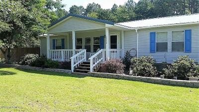 Supply Single Family Home For Sale: 1334 Greenfield Road NW
