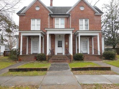 Edgecombe County Multi Family Home For Sale: 908 Main Street N