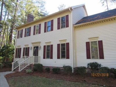 Whiteville Single Family Home For Sale: 302 S Edgewood Circle