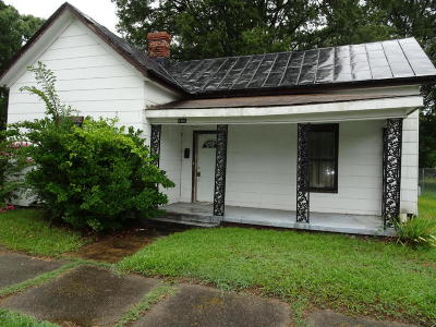 Edgecombe County Single Family Home For Sale: 312 E Highland Avenue