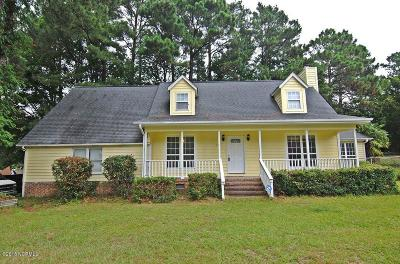 Wilmington Single Family Home For Sale: 5101 Hunters Trail