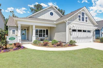 Wilmington Single Family Home For Sale: 2368 Lakeside Circle