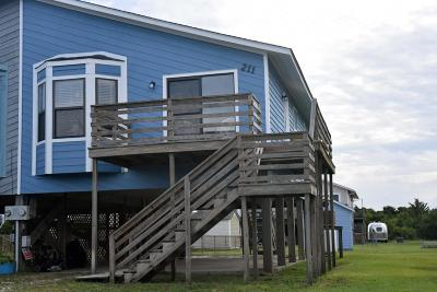 North Topsail Beach, Surf City, Topsail Beach Condo/Townhouse For Sale: 211 Coastal Drive