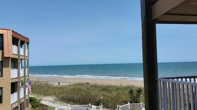 North Topsail Beach, Surf City, Topsail Beach Condo/Townhouse For Sale: 1822 New River Inlet Road #1203