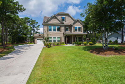 Onslow County Single Family Home For Sale: 164 Snow Goose Lane
