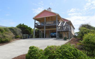 Emerald Isle Single Family Home For Sale: 102 Pinta Drive