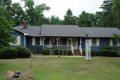 Rock Creek Single Family Home For Sale: 128 E Rock Creek Road