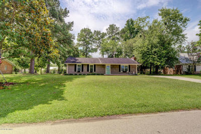 Wilmington Single Family Home For Sale: 4822 Milford Road