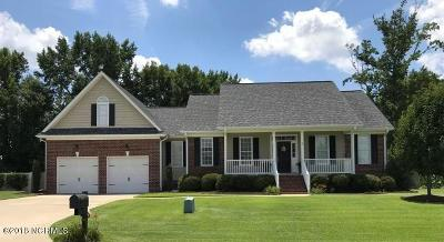 Winterville Single Family Home For Sale: 4309 Southlea Drive