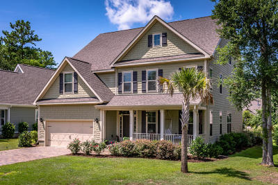 Wilmington Single Family Home For Sale: 1113 Tidalwalk Drive