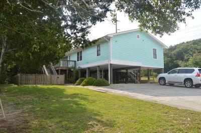 Emerald Isle Single Family Home For Sale: 107 Georgia Street