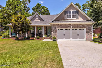 Wilmington Single Family Home For Sale: 8707 Ramsbury Way